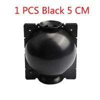 1 PCS Black 5cm