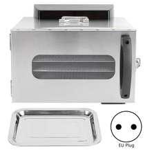 Dryer Machine Food-Dehydrator Fruits Vegetables Mini 220V Eu-Plug Intelligent Stainless-Steel