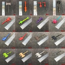 He Man MOTU accesorios para figuras de acción armas clásicas pistola de martillo 100% Original Mattle