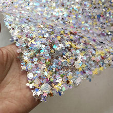 2020 New Design 24*40cm Rhinestones Mesh Table Mat Trim Crystal Sheet Strass Appliques Banding patch For Dress DIY Accessories(China)