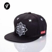 2019 New  Baseball Caps Boy Girl Hip Hop Hat K-pop Hats Snapback Caps Bone Streetwear