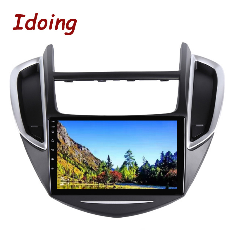 """Image 5 - Idoing 9""""2.5D IPS Car Android Radio Multimedia Player For CHEVROLET TRAX 2014 2016 4G+64G Octa Core GPS Navigation no 2 dinCar Multimedia Player   -"""