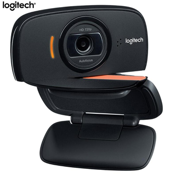 Logitech B525 HD Webcam Portable 360 Rotating 720p 8Mega Video AutoFocus Calling USB Web Camera Upgrade C525 For Computer Laptop 4