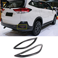 Для Toyota Rush Daihatsu Terios F800 F850 2018-2020 Хромированная передняя противотуманная фара Накладка для автомобиля Стайлинг