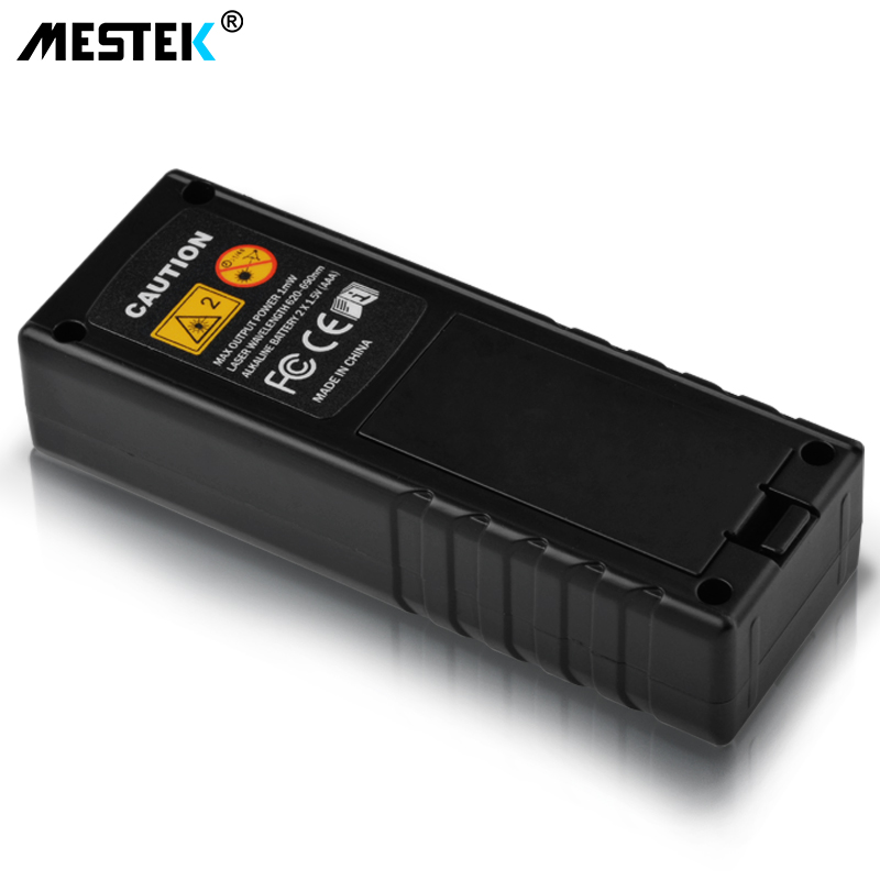 MESTEK 40M/60M/100MLaser Distance Meter with 99 Groups of Data Records for Quick Measurement 4