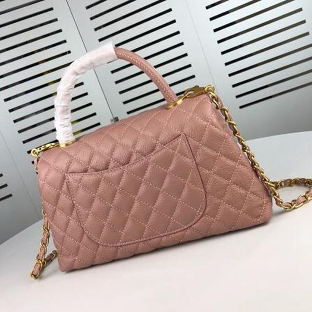 2020 Women's top designer caviar handbag luxury leather ladies shoulder bag wallet ladies crossbody Qui stitched flap square bag Luggage & Bags