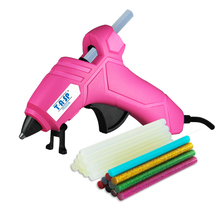 230V 12(70)W DIY Mini Hot Glue Gun Silicone Melt Repair Tools with 7mm Sticks For Diyer CE Approved
