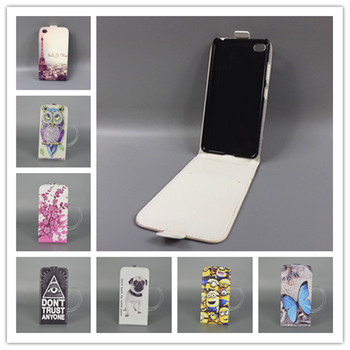 For Lenovo S90 S 90 Hot Pattern Cute PrintingVertical Flip Cover Open Down/up Back Cover filp leather case image