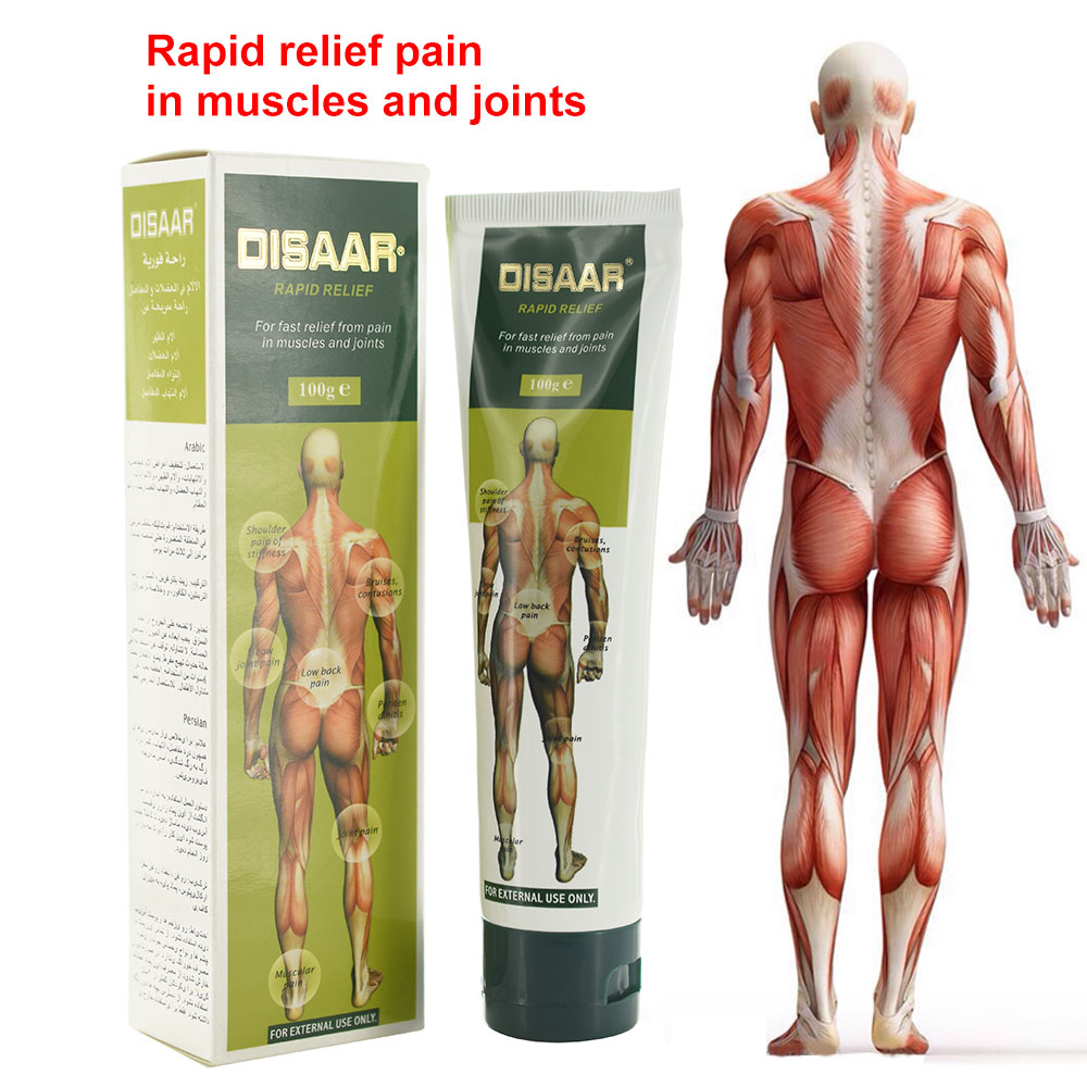 100g Body Massage Cream Relief Pain In Muscles And Joints Essential Oils Muscle Pain Ointment Essential Oils Muscle Pain Injured