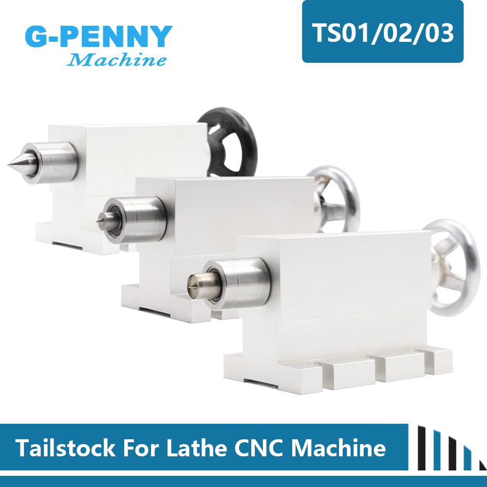 CNC Tailstock For Rotary Axis,A Axis,4th Axis, Cnc Router Machine MT2