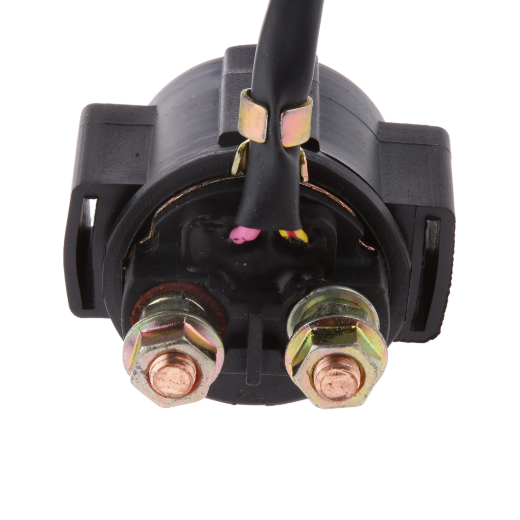 Starter Relay Solenoid For 50 125 150 250cc Chinese GY6 Scooter ATV Karts