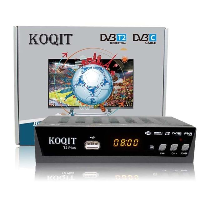 Hd dvb-c dvb-t2 tuner digital rece