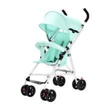 Baby Carriage Lightweight Folding Simple Portable Stroller Multifunctional Baby Baby Carriage Stroller Baby  Travel Stroller