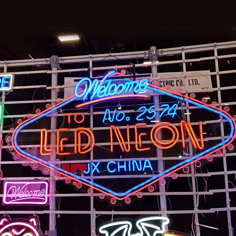 Custom LED Neon Zeichen Licht Flex Neon Zimmer Wand Hause Handgemachte Bier Bar Shop Logo Pub Shop Club Nachtclub 18X14inch