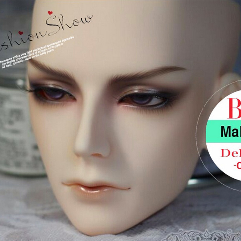 Brand New Shall Beautiful fashion Girl With Eyes Free FaceUp