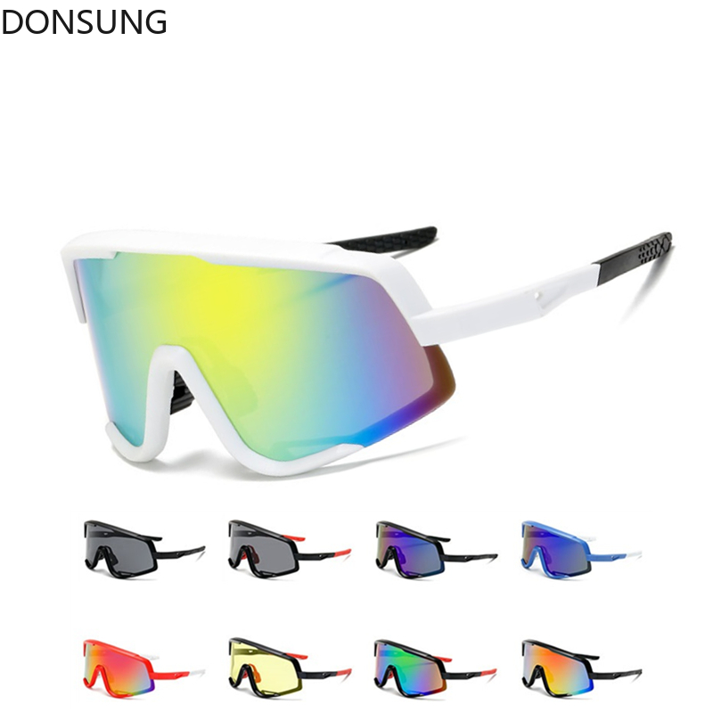 Wholesale Cycling Sunglasses UV400 Men Sun Glasses MTB Women Sport Sunglasses Mens Sports Eyewear Goggles Glasses for Bicycles