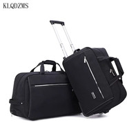 KLQDZMS 2024inch Luggage Bag Trolley bag Rolling Suitcase Trolley Women Men Travel Bags With Wheel Carry On bag