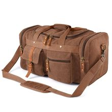 High Quality New Travel Men Women Storage Duffel Shoulder Bag Luggage Unisex Carry on Flight Handbag