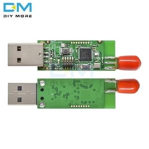 Image 3 - ワイヤレスzigbee CC2531 パケットスニッファーソフトウェアベアボードパケットプロトコルアナライザbluetoothモジュールとアンテナusbインタフェースドングルキャプチャ