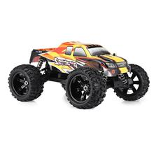 LeadingStar ZD Racing 9116(V2) 1/8 2.4G 4WD 80A 3670 Brushless RC Car Monster Off-road Truck RTR Toy jlb 2 4g cheetah 4wd 1 10 80km h rc brushless racing car rtr supersonic monster truck off road vehicle buggy car