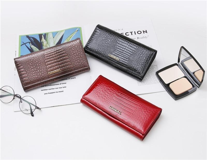 wallet women genuine leather (1)