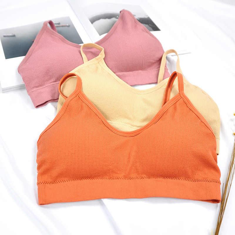 Mulheres Sutiã Esporte Top Sutiã Esportivo de Yoga Esportes Sutiã Sutiã Top Empurrar Para Cima As Mulheres Sutiã de Fitness Ginásio Acolchoado Bra Sujetador deportivo