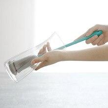 Hayan/HAYAN ложки с длинной ручкой, щетка изотермическая чашка металлическая губка для чистки bei zi shua мульти-функциональный Hotel Бытовая щетка для чистки