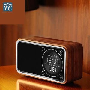 Alarm Clock Bluetooth Digital