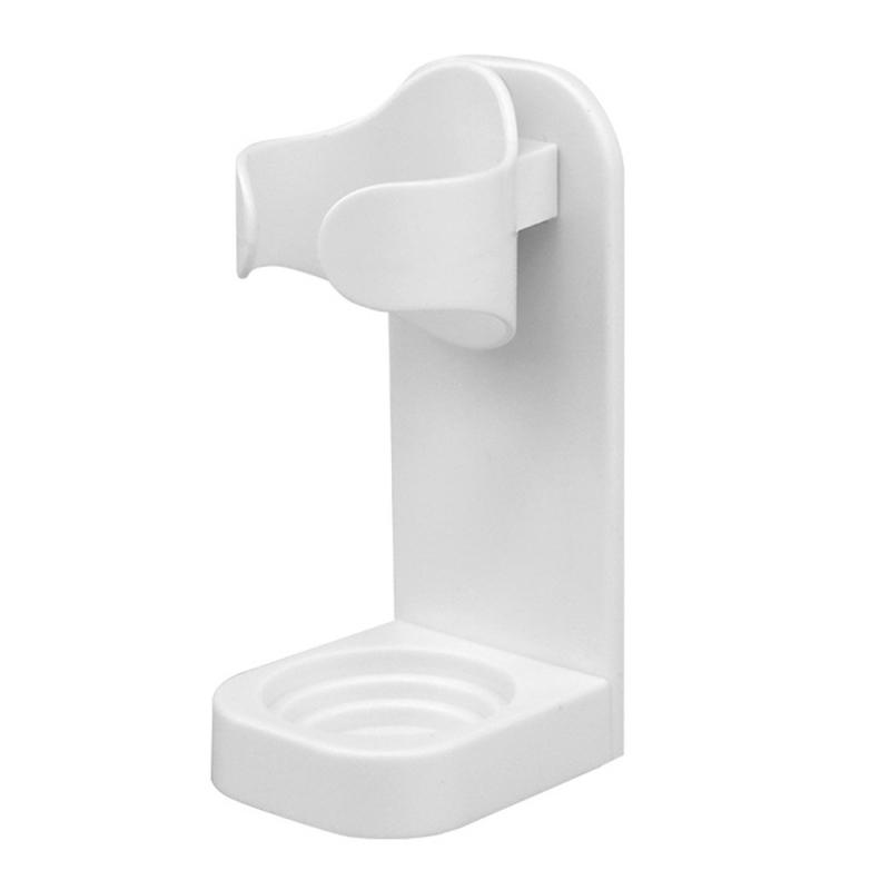 Electric Toothbrush Holder Traceless Toothbrush Stand Rack Wall-Mounted Adapt 90% Electric Toothbrush Holder Bathroom Accessorie
