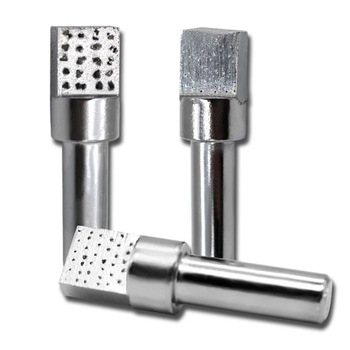 Diamond grinding wheel dresser Square Head grinding disc wheel stone dresser Pen Knife for Wood Working Abrasive Grinder Tools 1pc new 11mm 50mm diamond dresser grinding wheel grinder dressing pen tool for power tool