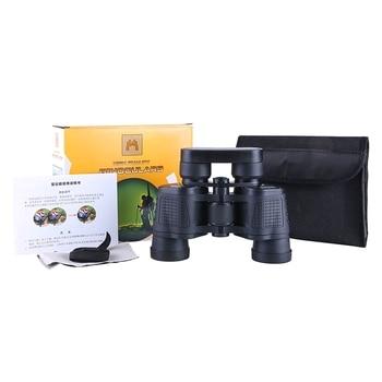 High Power HD Professional Binoculars 80x80 10000M Hunting Telescope Optical LLL Night Vision for Hiking Travel High Clarity 5