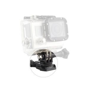 Image 5 - 360 度回転させてクイックリリースバックル垂直表面実装xiaomi李のgoproヒーロー 7/6/5/4/3 sjcam SJ4000
