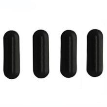 4 pçs pés de borracha pé para lenovo thinkpad t450 l440 t440s x230s x240s x240 x250 portátil pés de borracha caso inferior