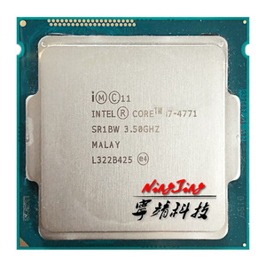 Intel Core i7-4771 i7 4771 3.5 GHz Quad-Core CPU Processor 8M 84W LGA 1150
