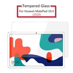 9H закаленное стекло для экрана для Huawei MatePad 10,4 2020 BAH3-W09 AL00 Защитная пленка для планшета для Mate Pad Pro 10,8