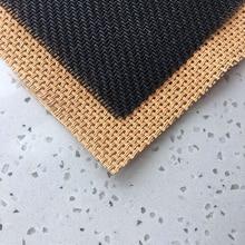 Retro Bass Guitar Speaker Mesh Speaker Grill Dust Cloth Stereo Grille Filter Fabric Dustproof Audio Speaker Accessories T1152