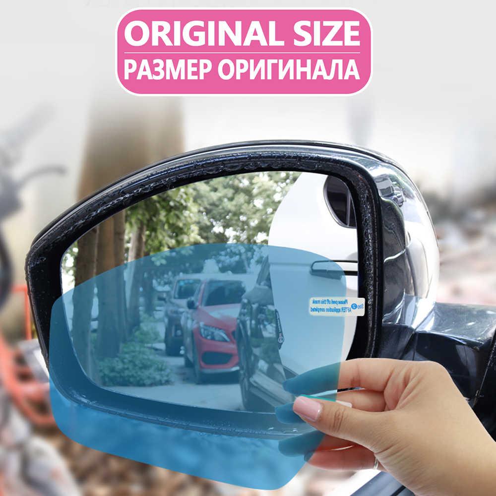 Subaru Forester SG SH SJ SK 2005 ~ 2020 tam kapak dikiz aynası yağmur geçirmez Anti sis filmi aksesuarları 2008 2012 2013 2018