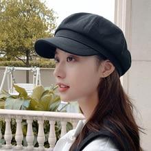 Casual Outdoor Warm Winter Cap Girl Women Adjustable Pattern Faux Fur Baseball Cap Cotton Hip-Hop Hat Visor
