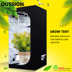 Plant Grow Tent 60/80/100/120/150/240CM Grow Box Indoor Hydroponic Grow Room Home Plant Garden For Greenhouse Plant Light Tent