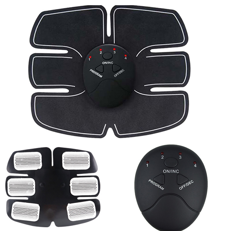 Wireless EMS Trainer Abs Muscle Stimulator Myostimulator Body Belt Body Slim Fitness Electric Weight Loss Body Slimming Massager