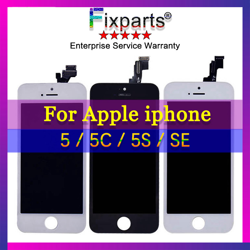 iphone 5 5S 5C SE LCD Display Touch Screen Digitizer Assembly