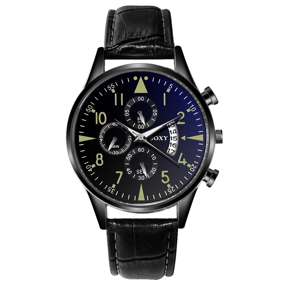 H7568d7e7ea9648a694990c9a3394e91cA Men's Watch 2019 Top Brand Luxury Luminous Date Clock Sports Watches Men Quartz Casual Wrist Watch Men Clock Relogio Masculino