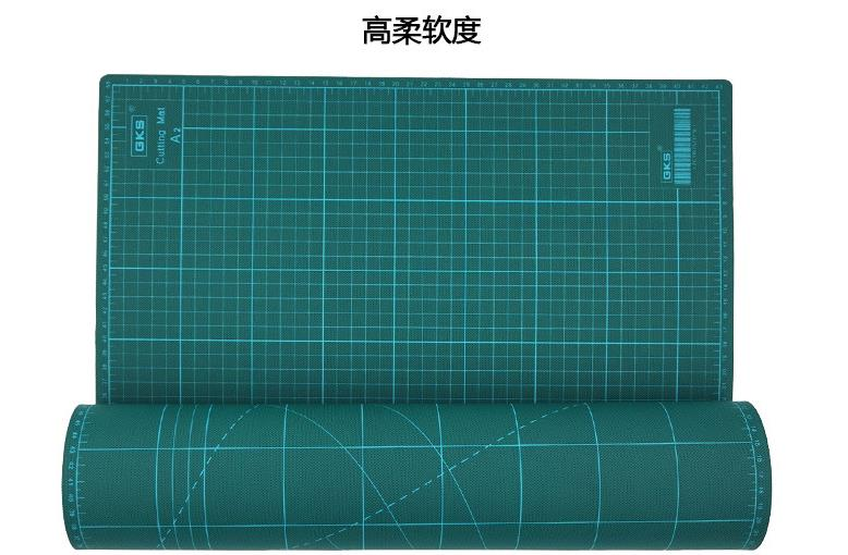 A4 Cutting Mats Pvc Rectangle Grid Lines Self Healing Cutting Board Tool Fabric Leather Paper Craft DIY Tools Plate Pad
