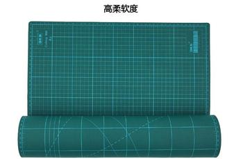 A4 Cutting Mats Pvc Rectangle Grid Lines Self Healing Cutting Board Tool Fabric Leather Paper Craft DIY Tools Plate Pad high quality and durable pad cutting tool diy a4 pvc rectangular grid line fabric leather paper