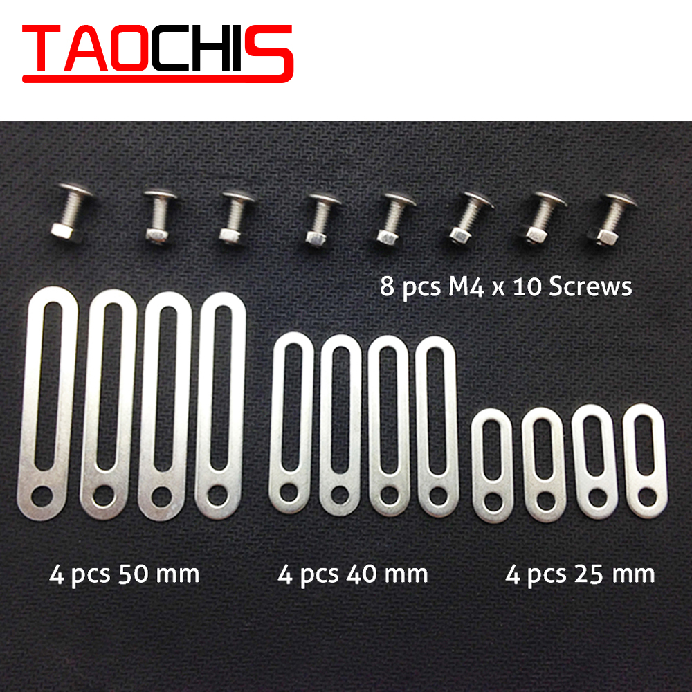 TAOCHIS Head Light Retrofit Tools Adapter Frame For Koito Q5 Hella Projector Lens Connecting Plates 25/40/50mm Modify Screws