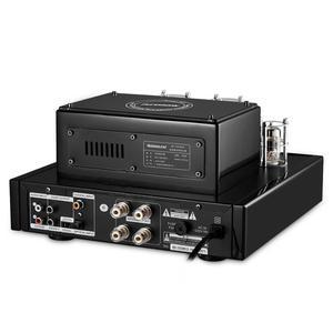 Image 2 - Nobsound Hifi Bluetooth Hybride Tube Eindversterker Stereo Subwoofer Amp Usb/Opt/Coax