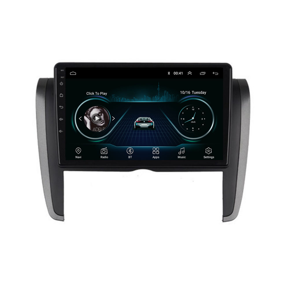 4G LTE Android 8.1 For Toyota Allion 2007 2008 -2015 Multimedia Stereo Car DVD Player Navigation GPS Radio