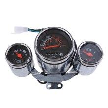 1 шт. 12 В спидометр/газ/батарея уровня приборная группа 5 контактов разъем для 49/50/125/150cc китайский скутер мопед, Мотоцикл ATV и т. д