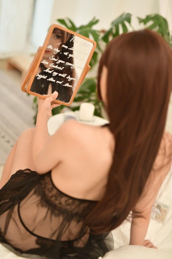★网红★面饼仙儿–黑色露背私房cos[17P/256MB]插图1