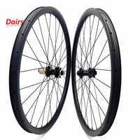 27.5er mtb carbon wheels 650B mtb 30x28mm tubeless Straight pull FASTace DA206 100x15 142x12 carbon mtb wheel bicycle wheelset